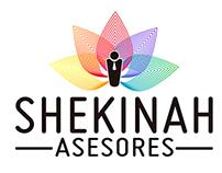 Diseño de Logotipo Shekina Asesores