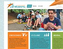 Site/Blog - Clube Juvenil Antares