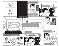 Historieta (comic) Universitario