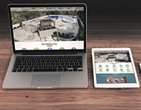 Website para Empreendimento Imobiliario