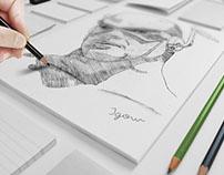 Illustration is in Oh! | Ilustração é na Oh!