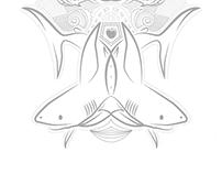 T-shirt Totem