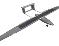 Albatros 3.0, UAV con Energía Solar