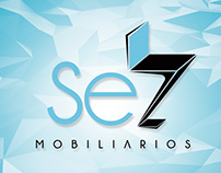 Logo y Tarjetas de Presentación para Mobiliarios SE7