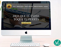 Diseño Web para Mentes Millonarias Group