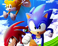 Sonic - Revista Jogo Véio #4