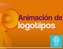 Animación de logotipos para intros