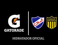 Gatorade Uruguayan Football Clubs