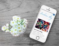 Fashion blog - Wordpress theme responsive.