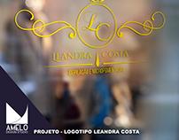 Identidade Visual Leandra Costa
