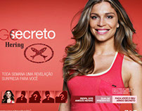 "HERING -  Hot site ""Amigo Secreto"""