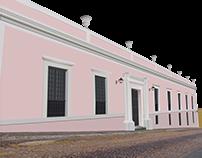 Casa del Congreso_Angostura del 15 de febrero de 1819