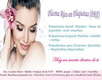 Publicidad para Tratamientos Faciales