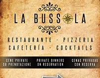Corporate Image Restaurant La Bussola