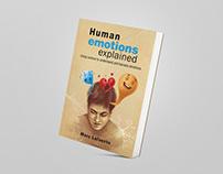 Scientific book cover design & illustration