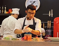 Vídeo | Cozinha Show - Restaurant Week