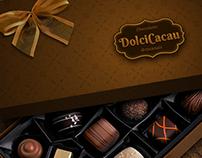 Marca - DolciCacau Chocolates Artesanais