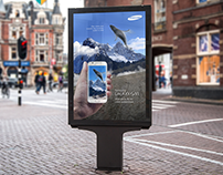 Samsung - Merida Poster