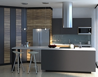 3 PROPOSALS FOR A KITCHEN