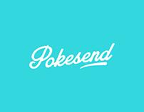 Pokesend / UX - UI - Web App Resposive Development
