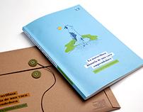 Ilustraciones informe sostenibilidad Alpina