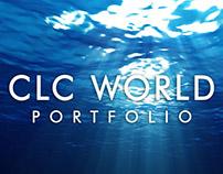 CLC World · logotipos