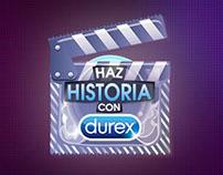 Haz historia con Durex