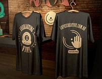 Camisetas Lopez Creative - Modelo Everlasting Vinyl