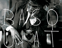 Basquiat typography