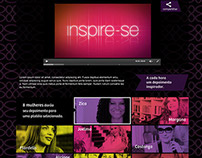 Hot site Inspire-se GNT