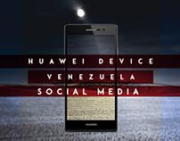 Huawei Device Venezuela - Social Media