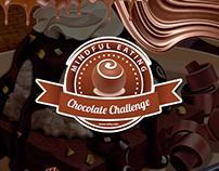 Plantilla para venta de chocolate
