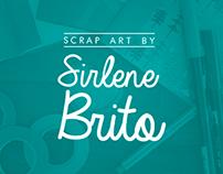 Logotipo - Scrapart by Sirlene Brito