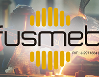 Desarrollo de Logotipo para empresa fundidora FUSMET