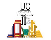 Logotipo Ciencias Fiscales UC