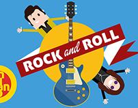Rock and Roll - Enraizando #02