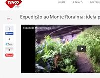 Expedição ao Monte Roraima: ideia pioneira no Brasil