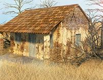 Casa abandonada House Leaves