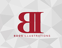 BoosIllustrations Logo