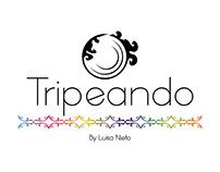 Tripeando - Logo Desing