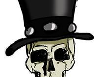 Skull slash
