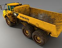 Volvo A30E 3D Model