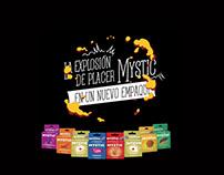 La explosión de placer mystic