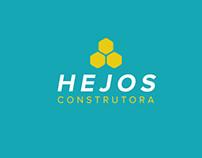 Construtora Hejos - Rebranding