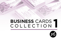 Business Cards Collection Nº1