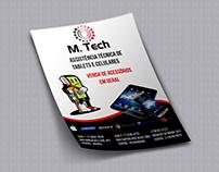 Panfleto M Tech