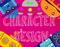 A bit of Character Design