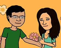 Casamiento GUillo y Ro