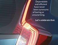 Ad idea - 2018 Honda Fit
