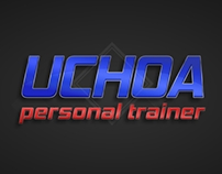 Desenvolvimento de Marca - Uchoa Personal Trainer